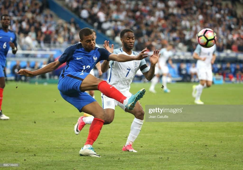 Sterling vs Mbappe