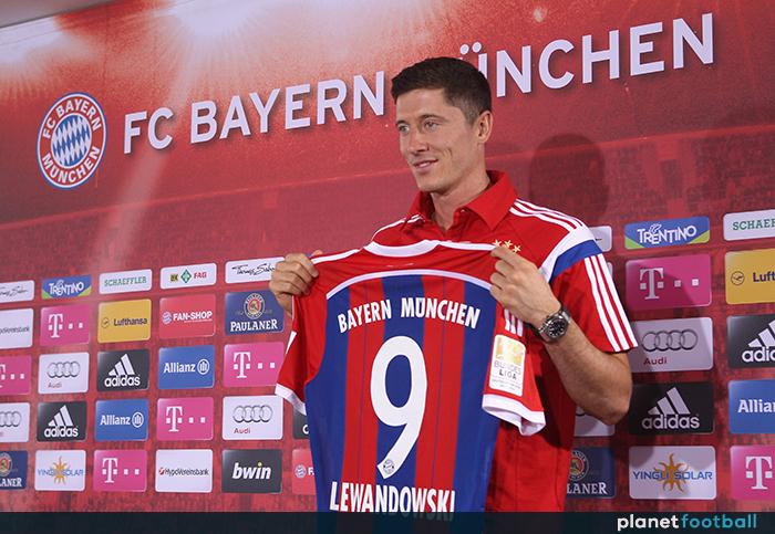 Bayern Munich News - Bayern signs Lewandowski