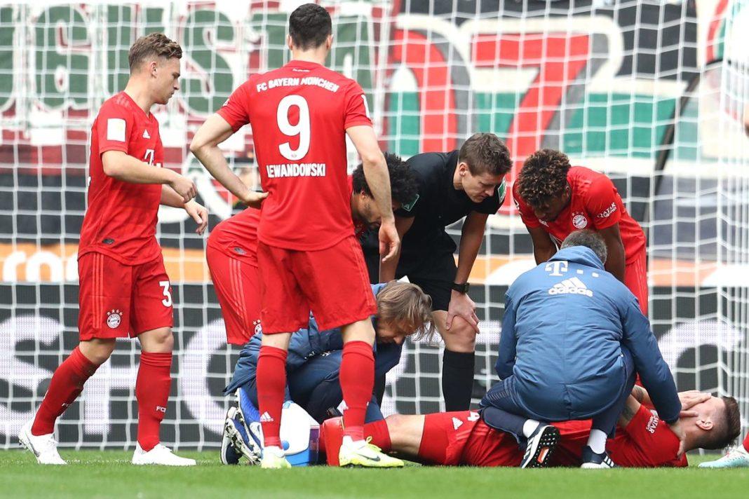 Bayern Munich News: Sule injury