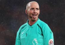 Select Group One Premier League Referee Mike Dean