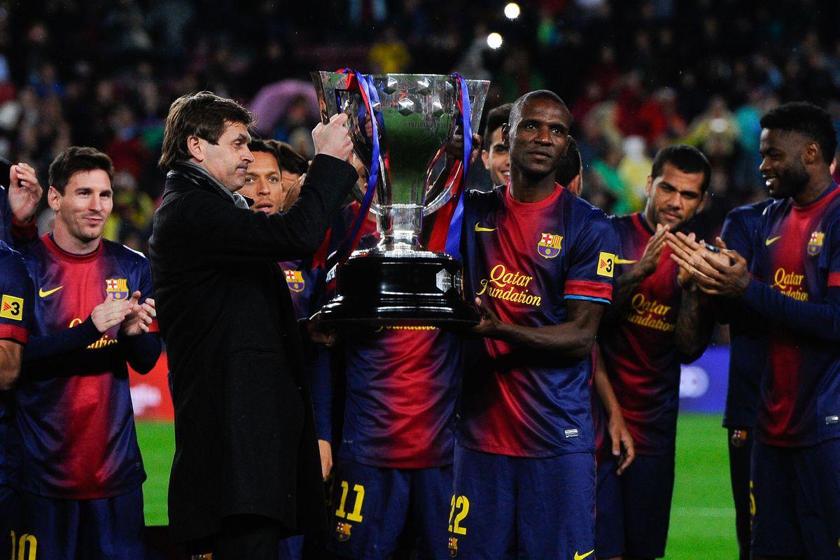 Vilanova as barcelona new head coach-min