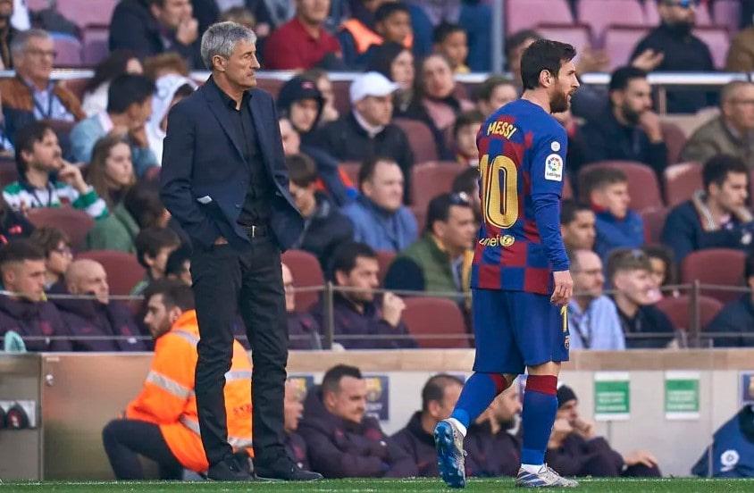 The Barcelona Coach: Tactical Evolution (or Decline?) from Rijkaard to Setién