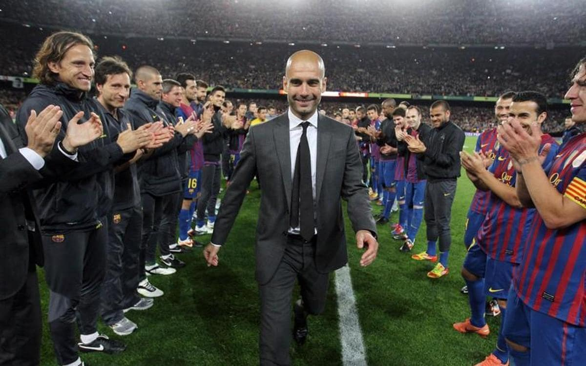 FC Barcelona Head Coach